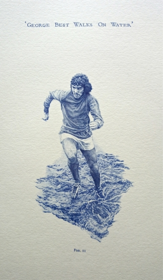 George Best Walks on Water